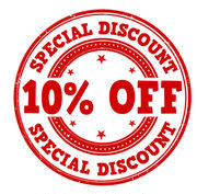 50% off promotional products