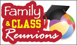Family Reunion T-shirts and promotional items!