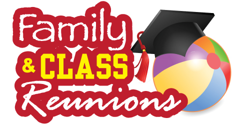 Family Reunion & Class Reunion T-shirts and promotional items!