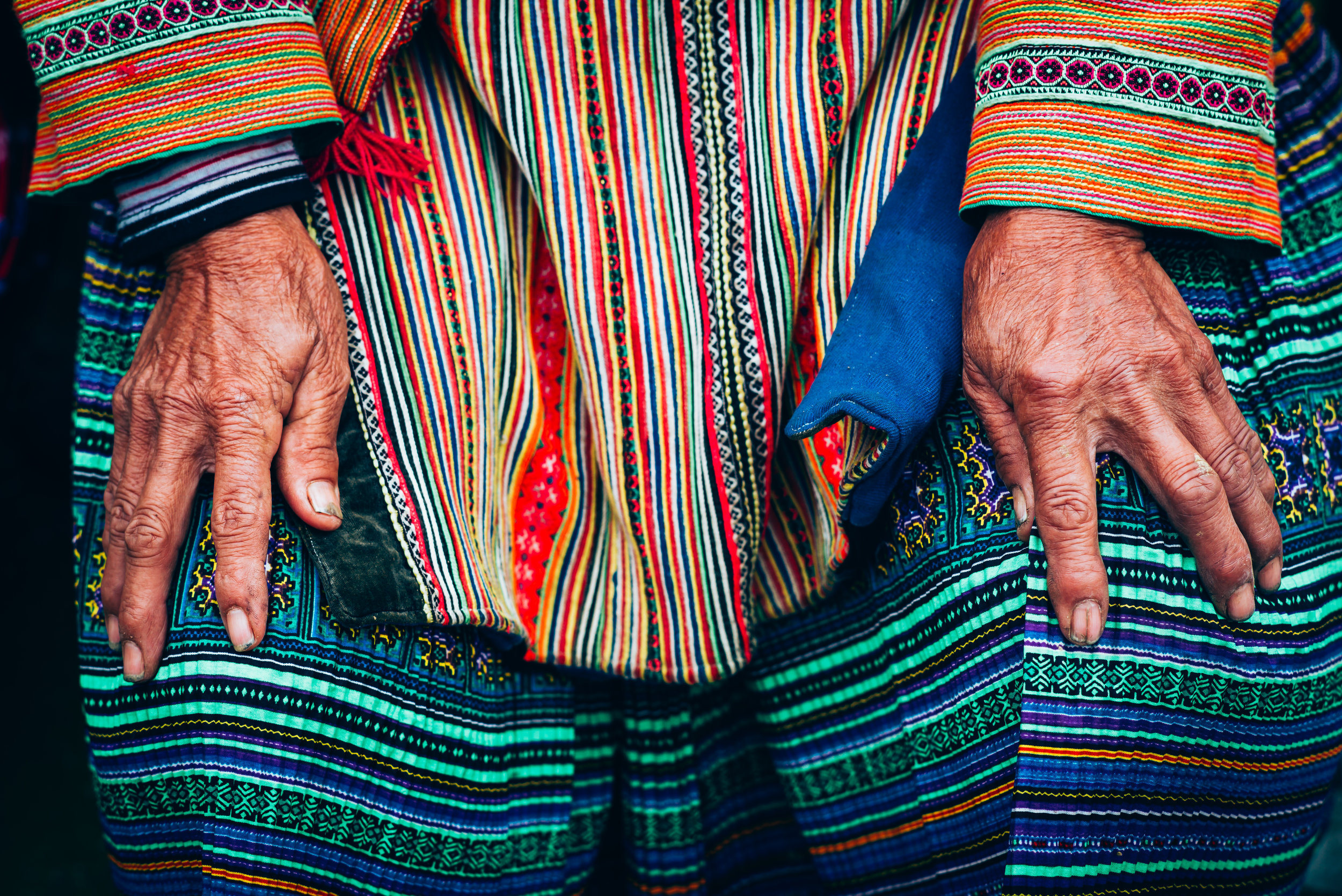 Photo: Hmong woman © sabino.parente   stock.adobe.com