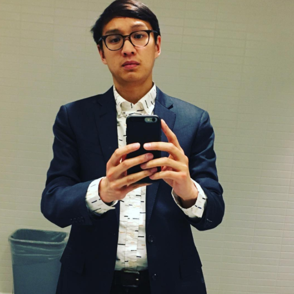Kevin Nguyen will be reading at the  Difficult to Name Reading Series on Saturday, July 8 .
