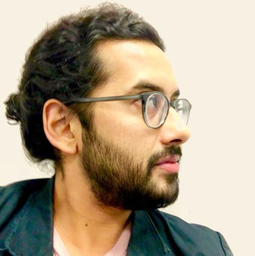 Aatif Rashid will be reading at  Difficult to Name on Dec. 14