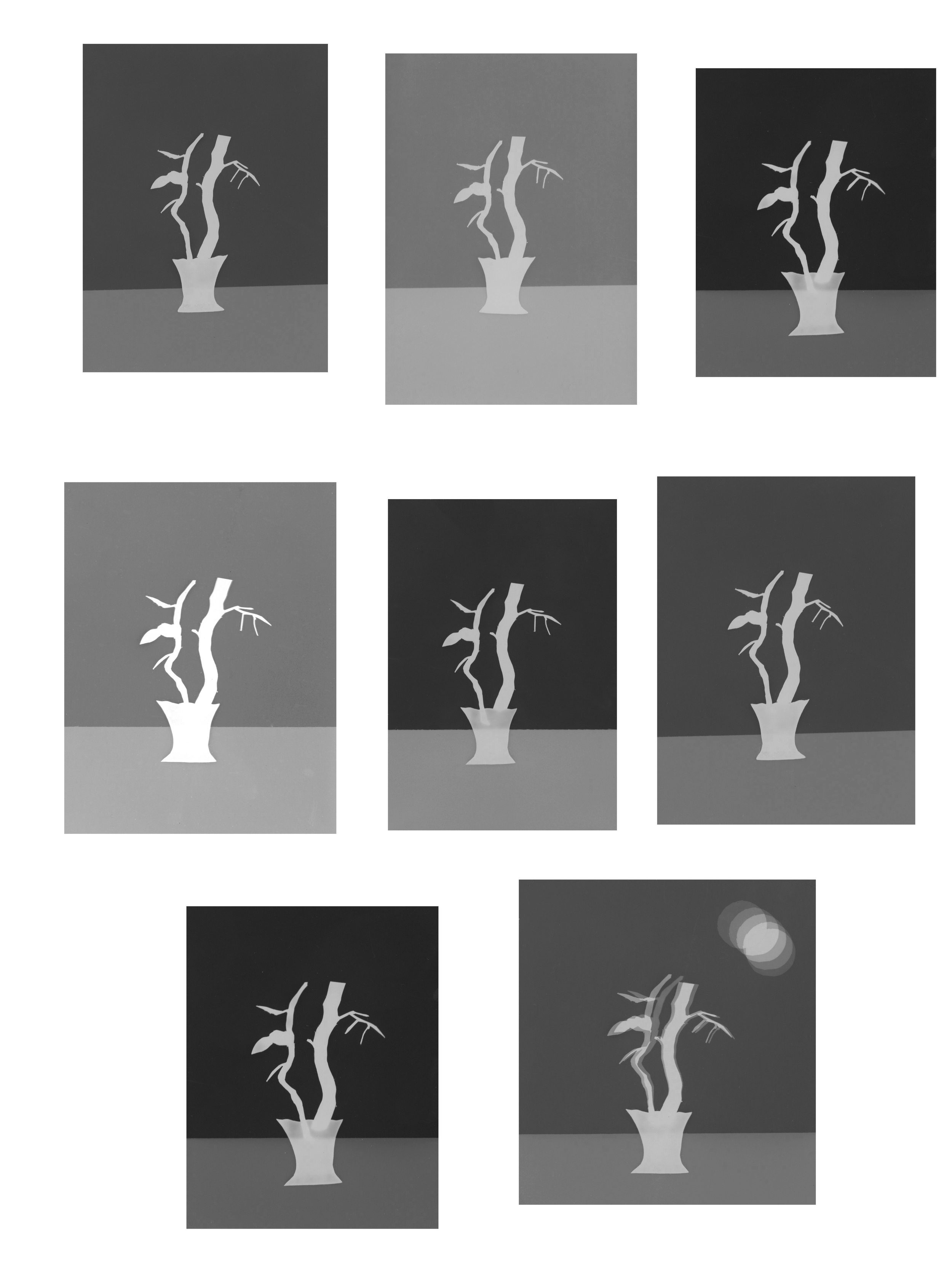 Once twins (1) - (8)  / Lucky Bamboo Series