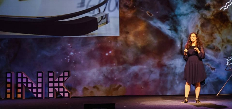 Speaking at the INK Conference in Mumbai (India's version of TED) about Project 2X1 - a Google Glass Documentary, I wrote and produced