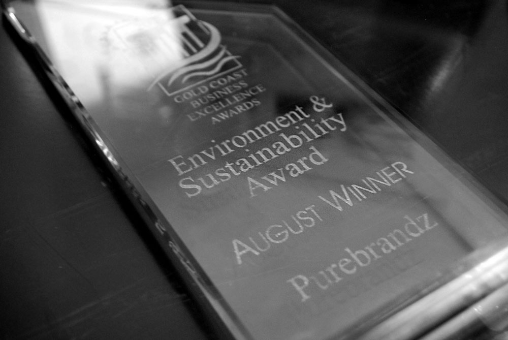 Gold Coast Business Excellence - Environment and Sustainability Award