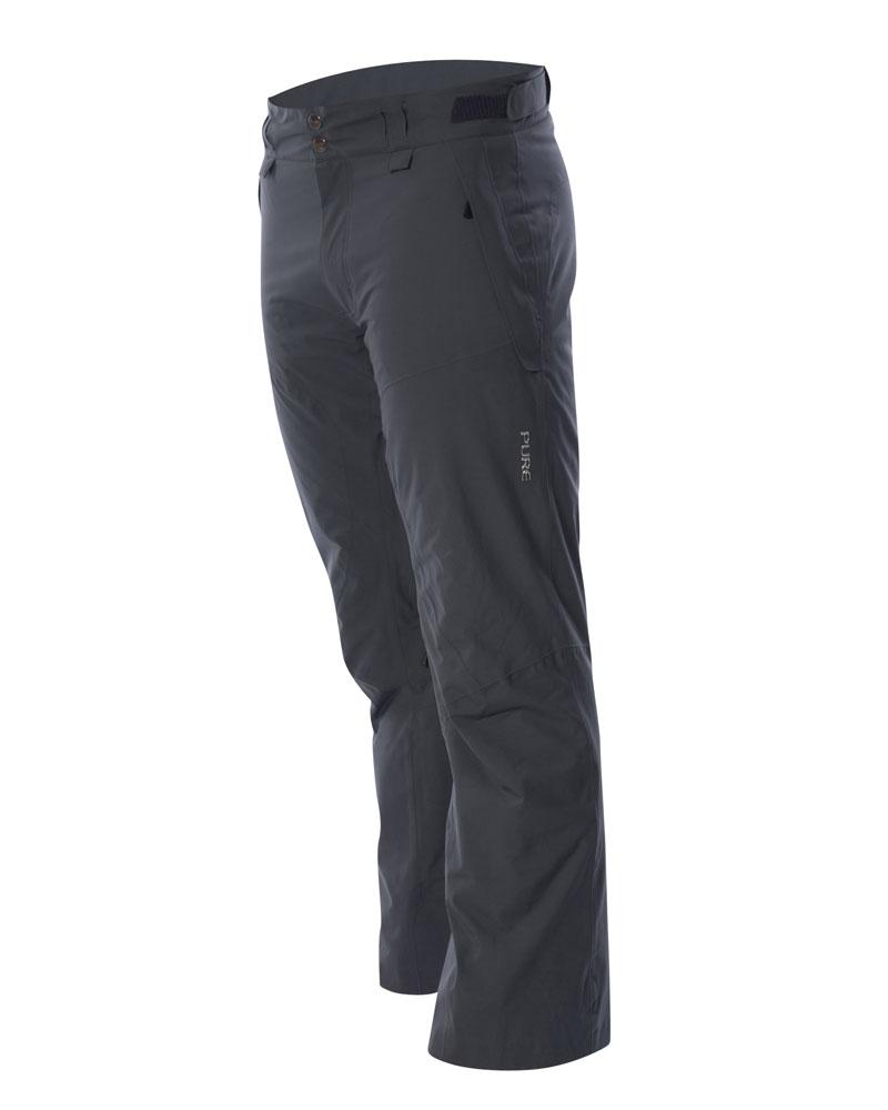 Verbier Men's Pant - Ebony