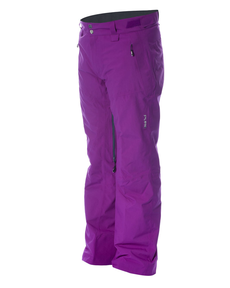 Verbier Men's Pant - Grape