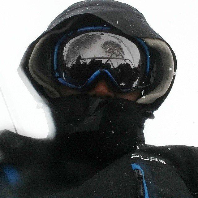 Pure were proud to provide Pure Snow uniforms for Samsung -  #samsunginthesnow  #fallscreek  #purebrandz