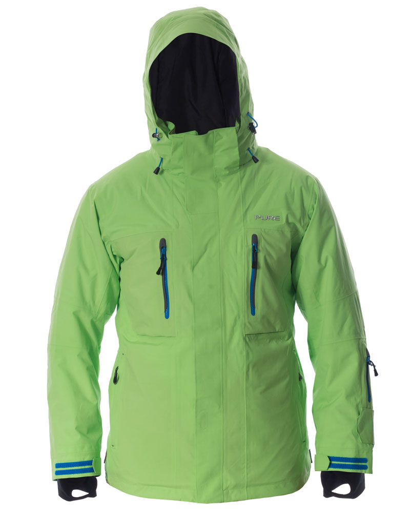 Niseko Men's Pure Snow - Green
