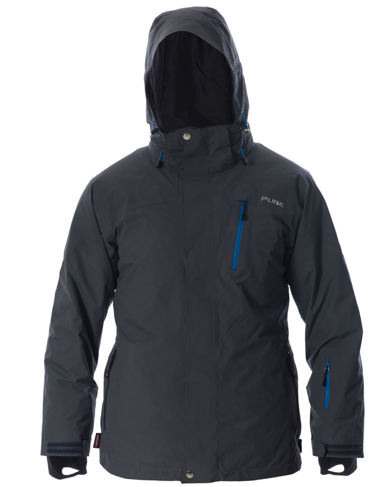 Telluride Men's Pure Snow - Ebony