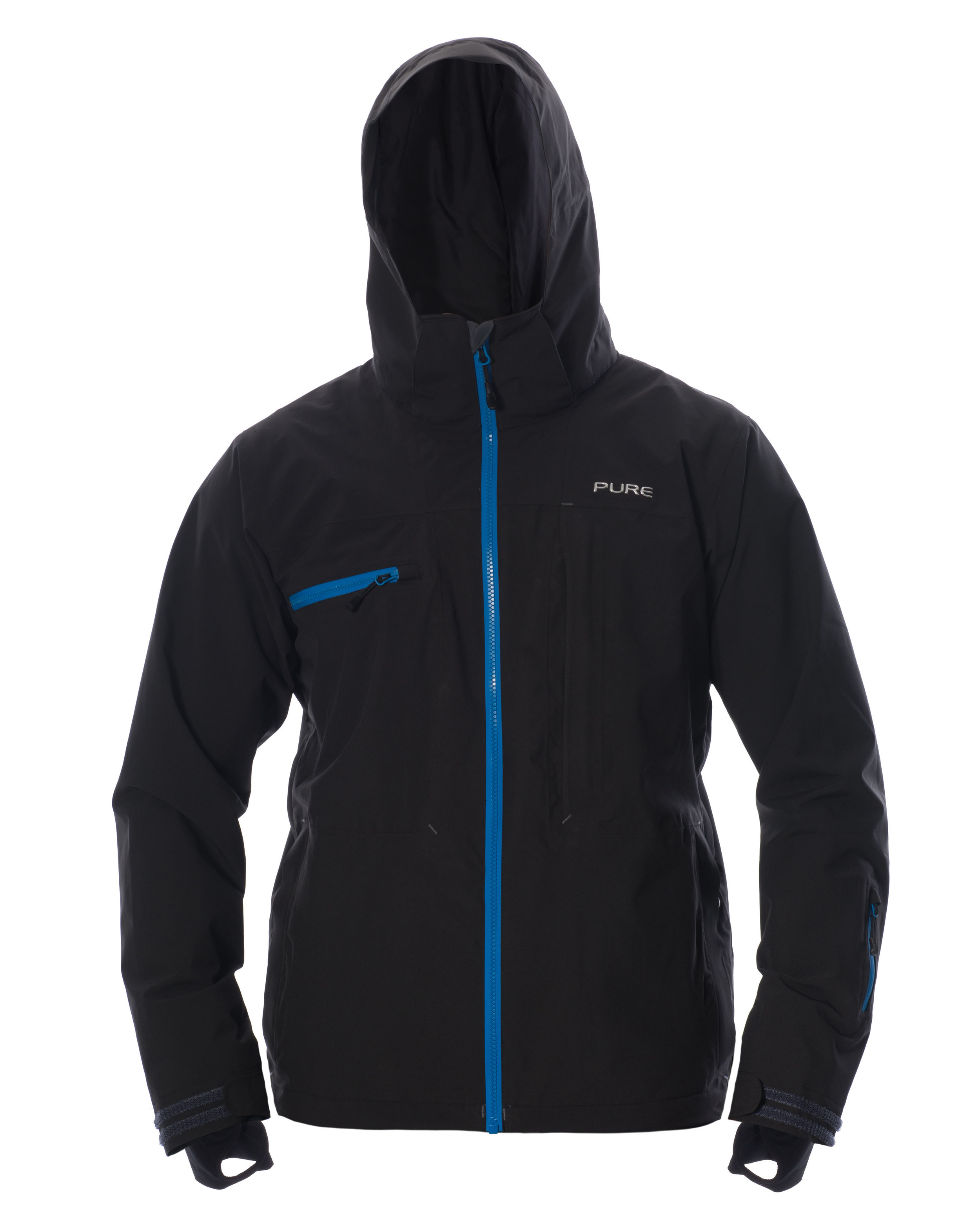 Kilimanjaro Men's Pure Mountain - Black