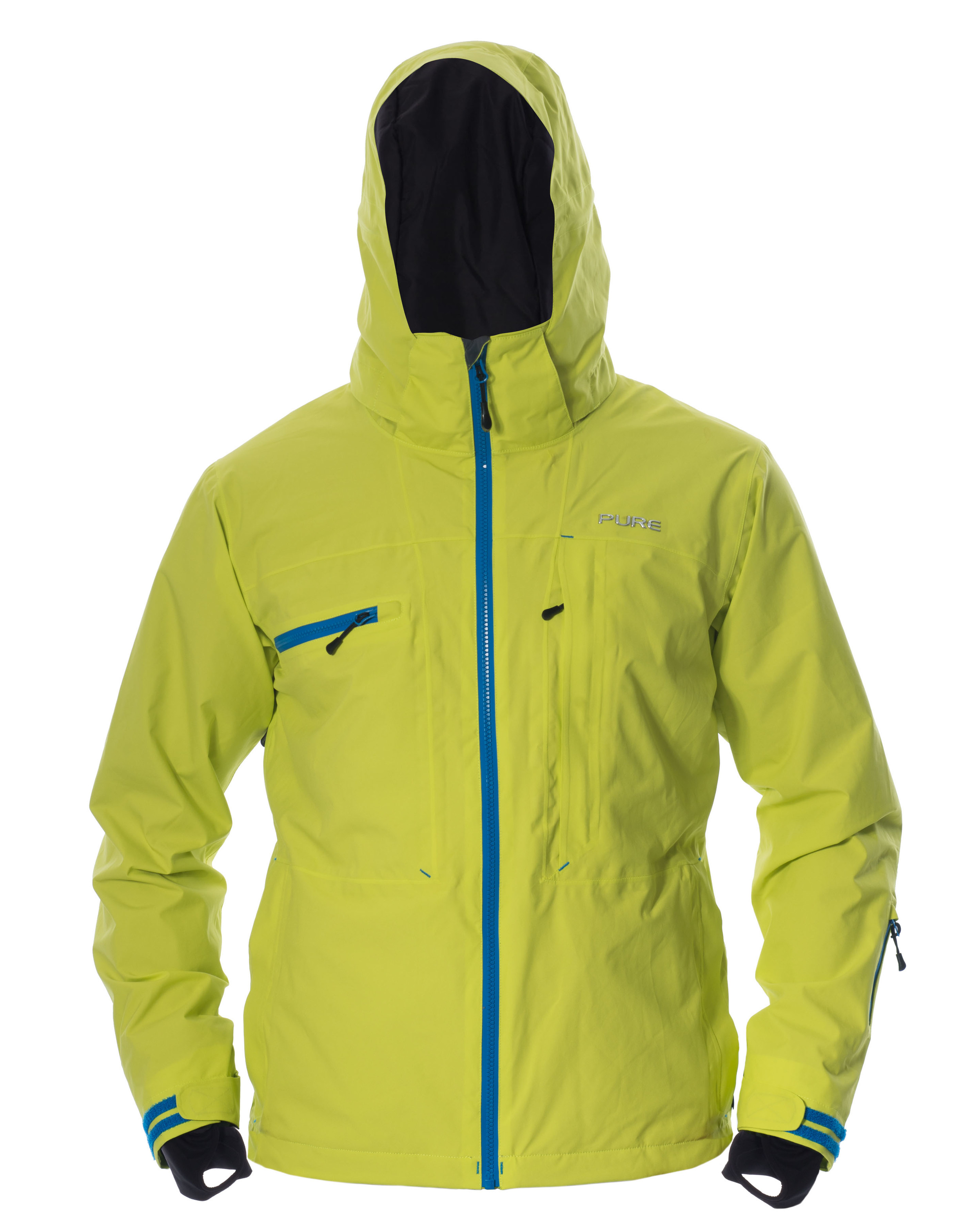Kilimanjaro Men's Pure Mountain - Lime