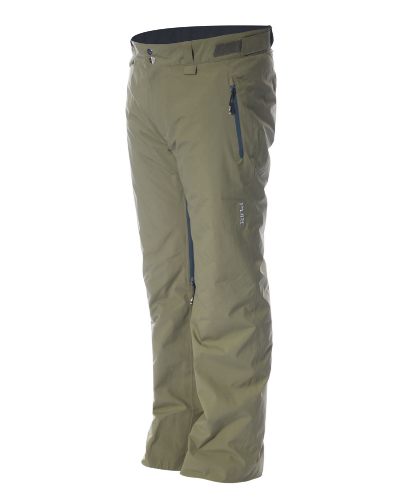 Kirkwood Men's Pure Snow - Khaki