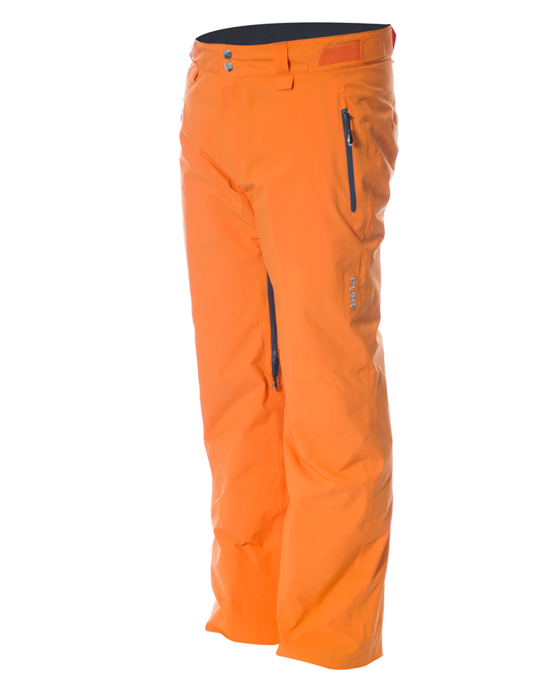 Kirkwood Men's Pure Snow - Orange