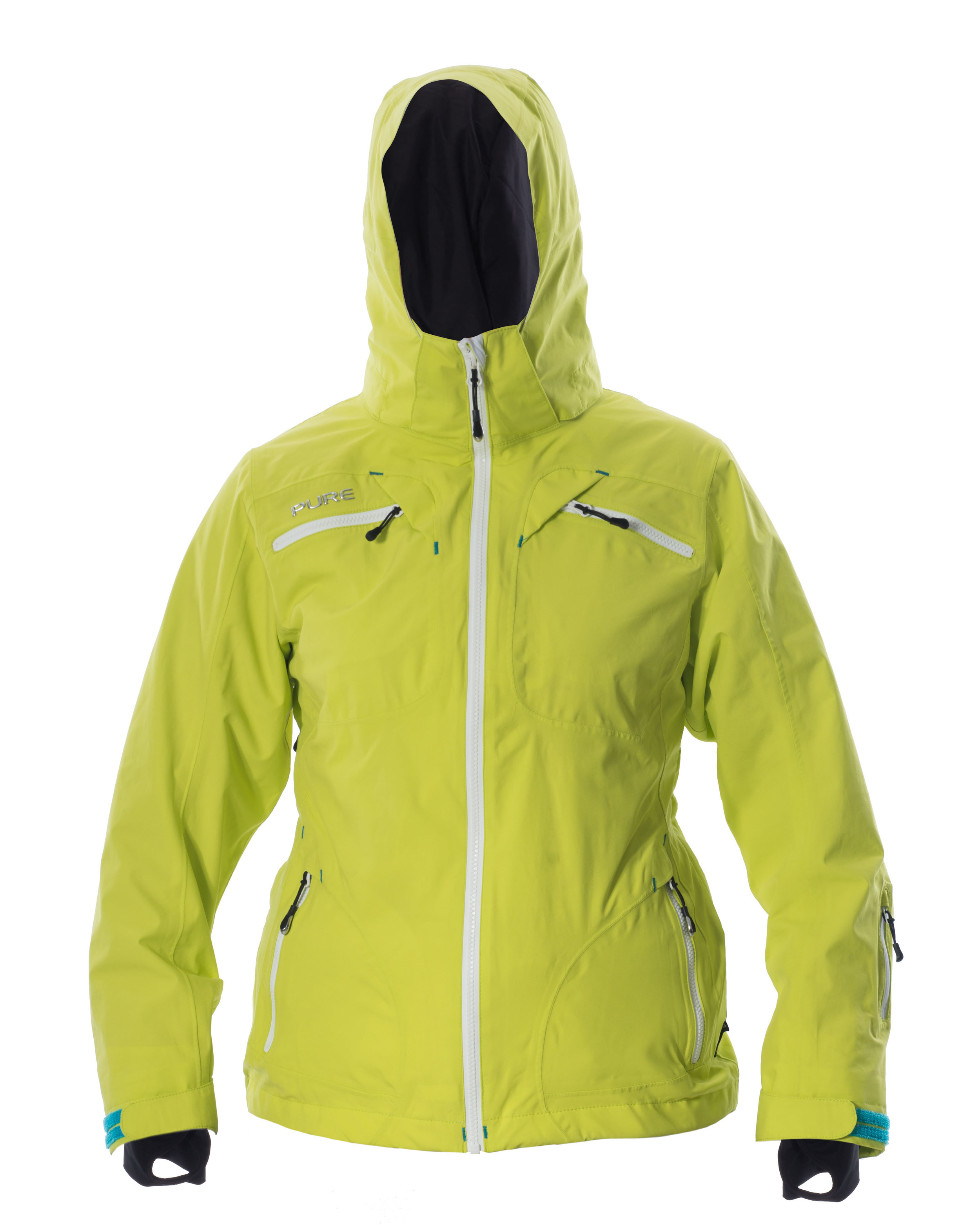 Matterhorn Women's Pure Mountain - Lime