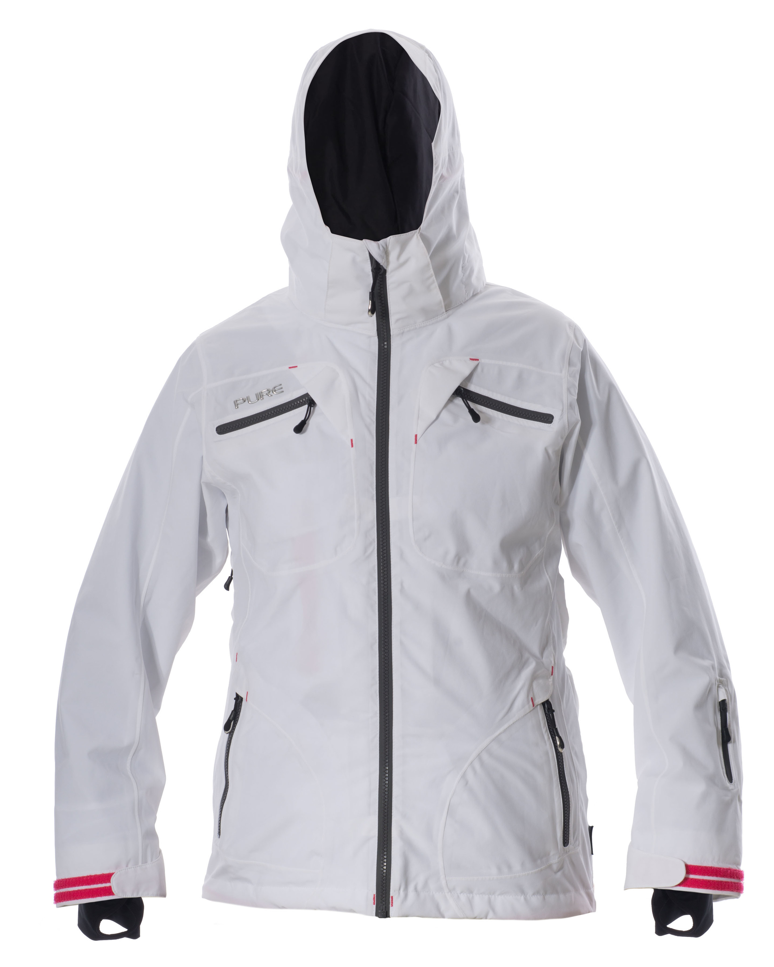 Matterhorn Women's Pure Mountain - White
