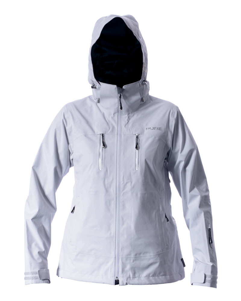 Monte Rosa Women's Pure Mountain - Silver