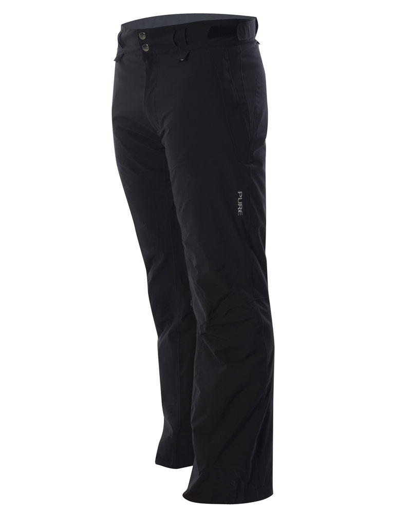 Verbier Men's Pant - Black