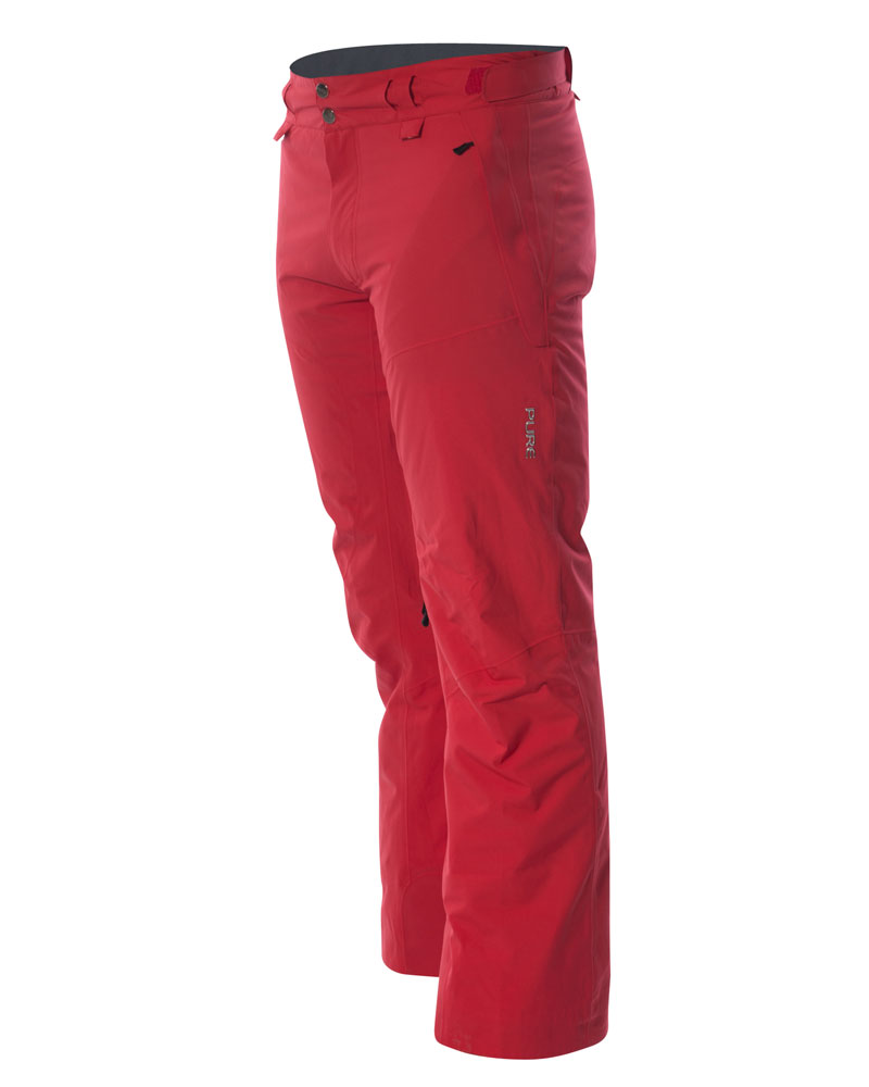 Verbier Men's Pant - Red