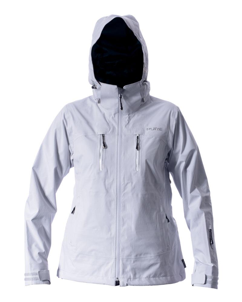Monte Rosa Women's Jacket - Silver