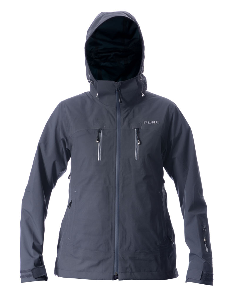 Monte Rosa Women's Jacket - Ebony