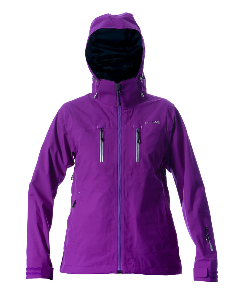 Monte Rosa Women's Jacket - Grape