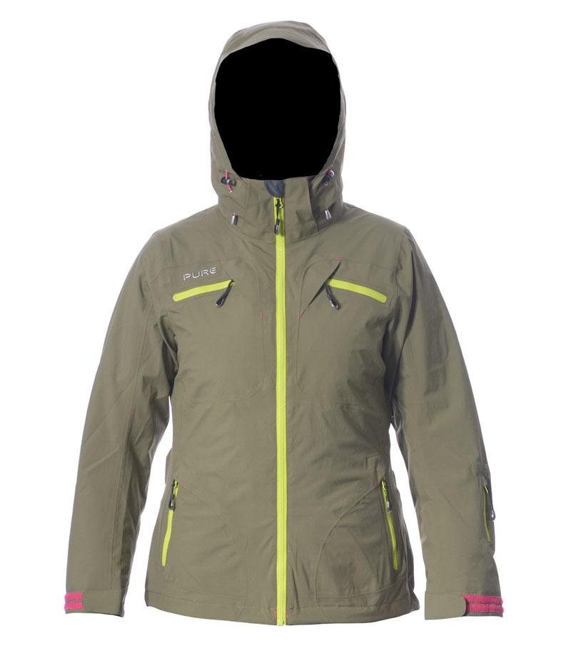 Matterhorn Women's Jacket - Khaki