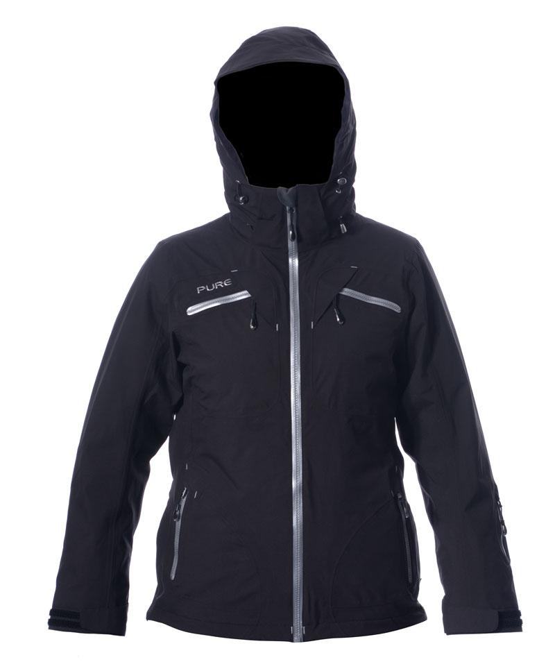 Matterhorn Women's Jacket - Black