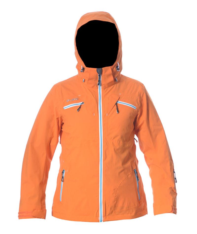Matterhorn Women's Jacket - Orange
