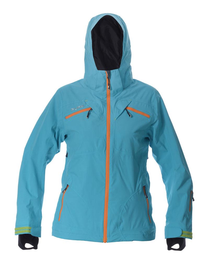 Matterhorn Women's Jacket - Tropic