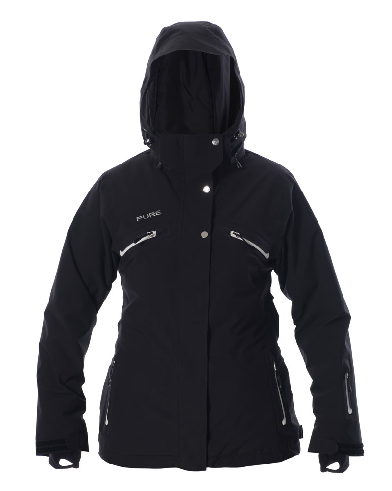 Cortina Women's Jacket - Black