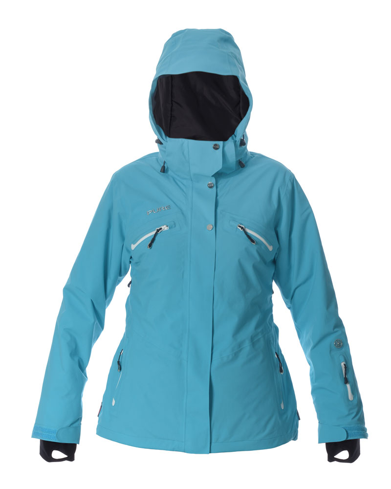 Cortina Women's Jacket - Tropic