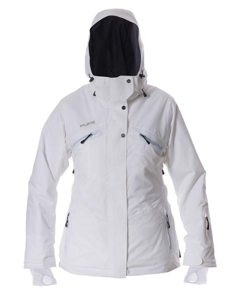 Cortina Women's Jacket - White