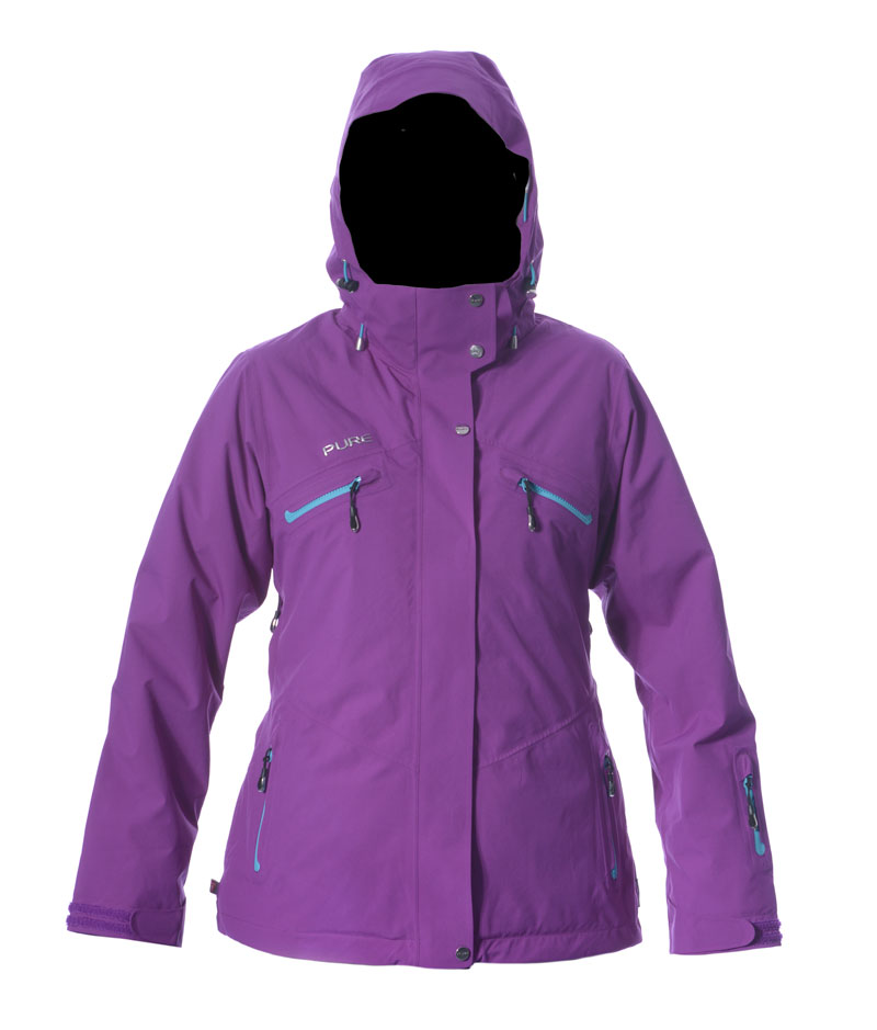 Cortina Women's Jacket - Grape