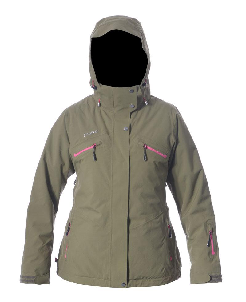 Cortina Women's Jacket - Khaki