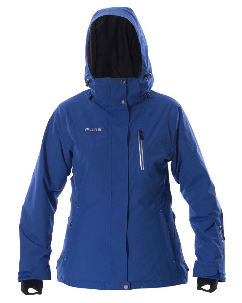Chamonix Women's Jacket - Surf