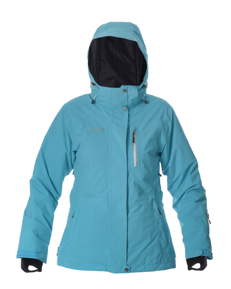 Chamonix Women's Jacket - Tropic