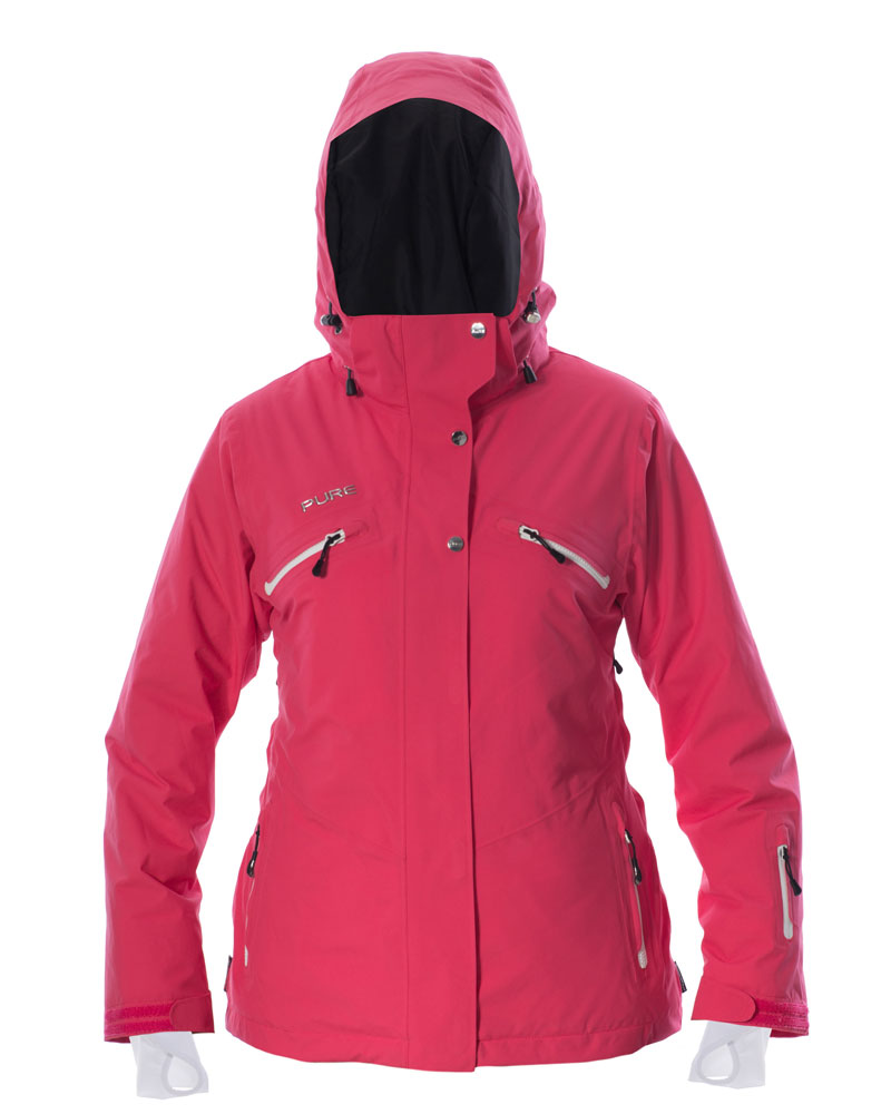 Cortina Women's Jacket - Raspberry