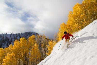 Aspen, Colorado over in the USA