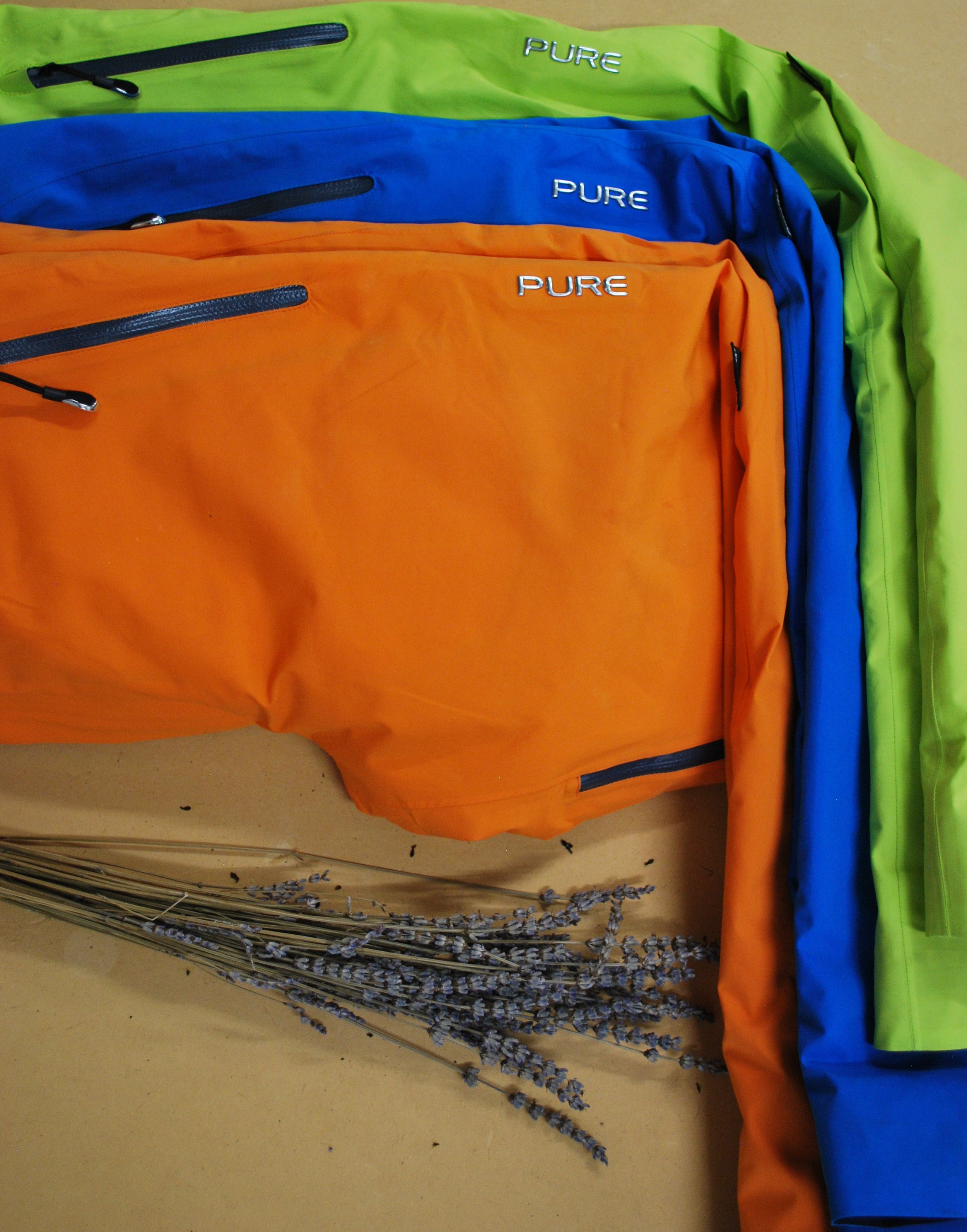 Pure Snow insulated ski pants in a variety of colours