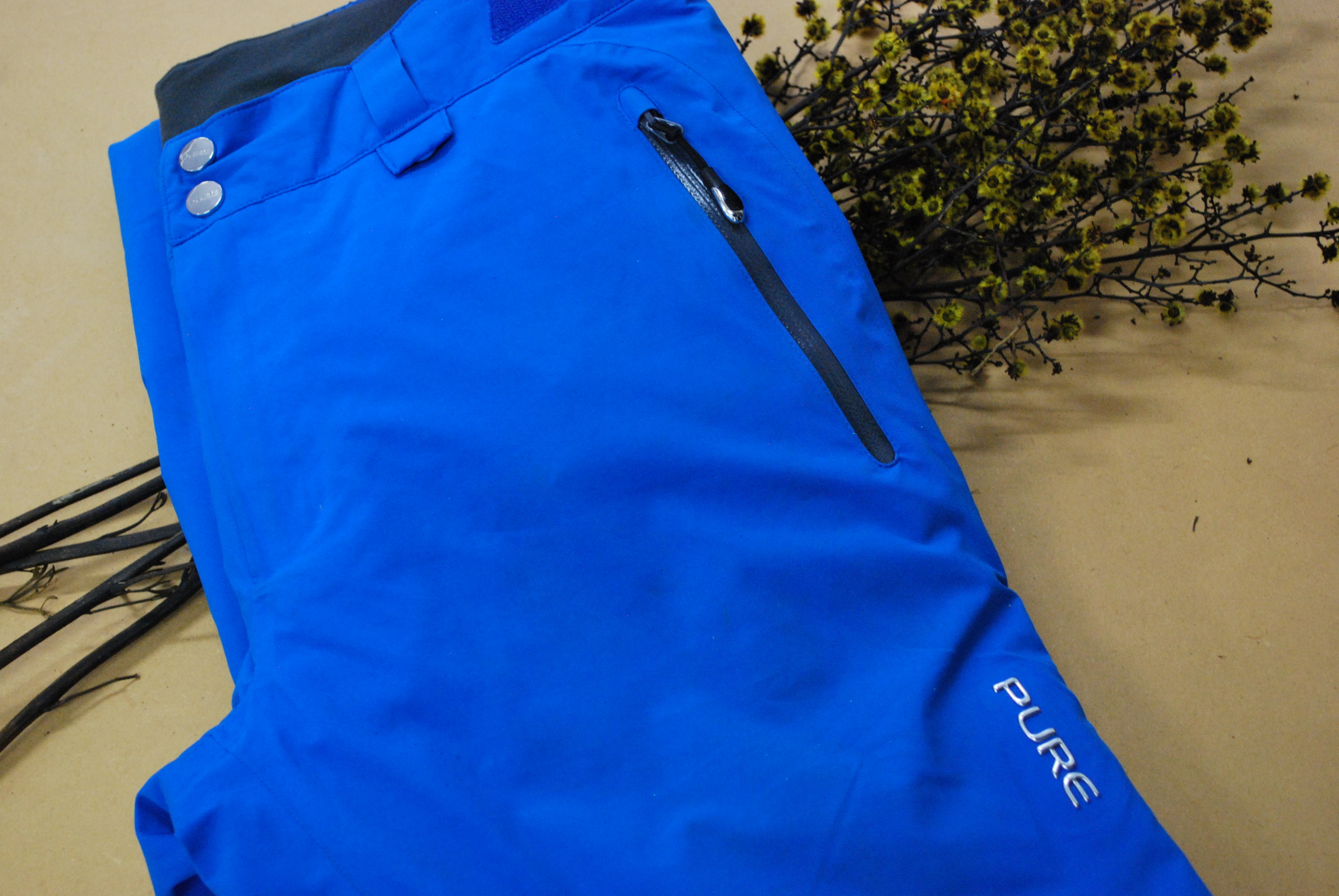 Pure Brandz insulated ski pants