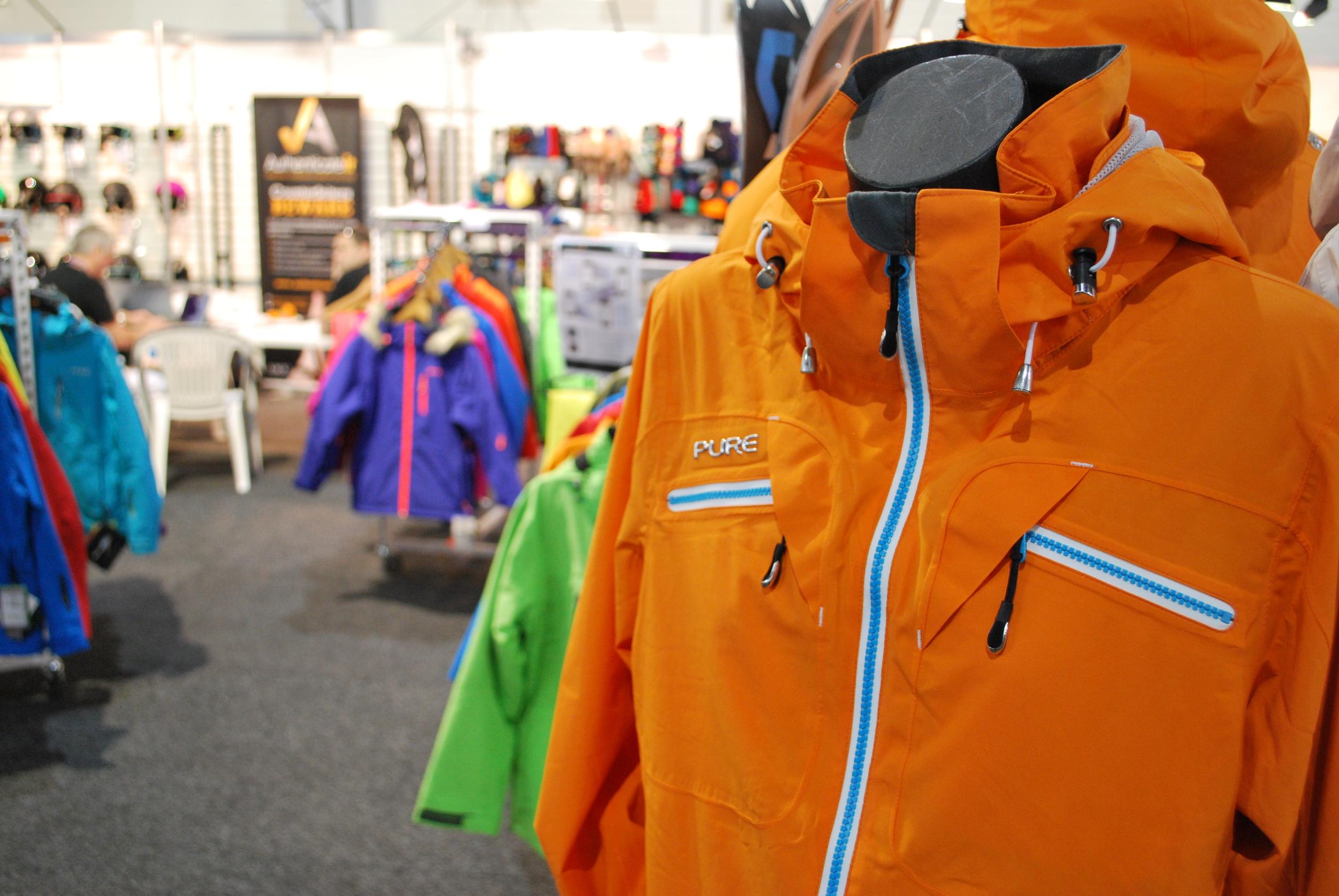 Pure Brandz display jacket