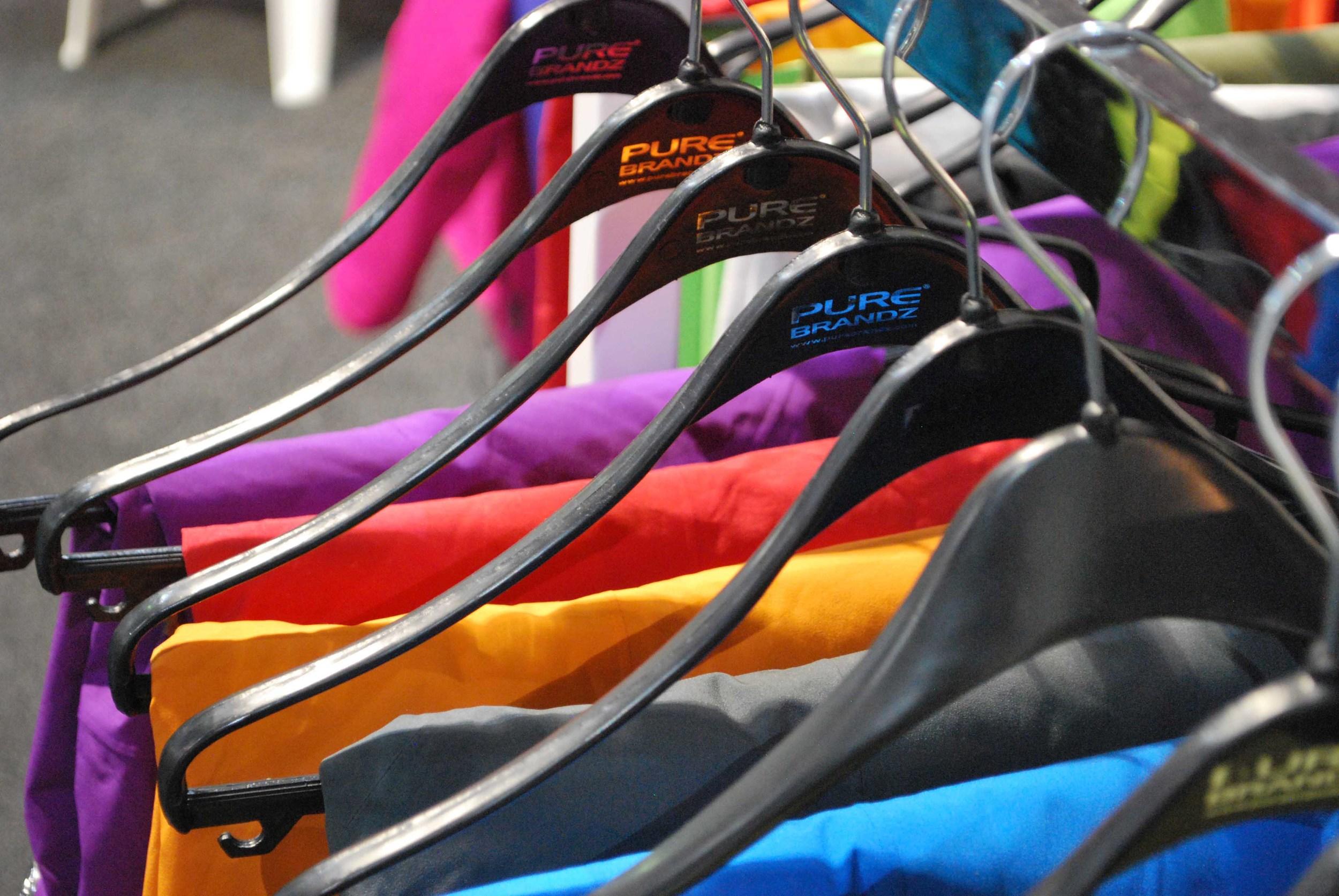 Pure Brandz pant rack