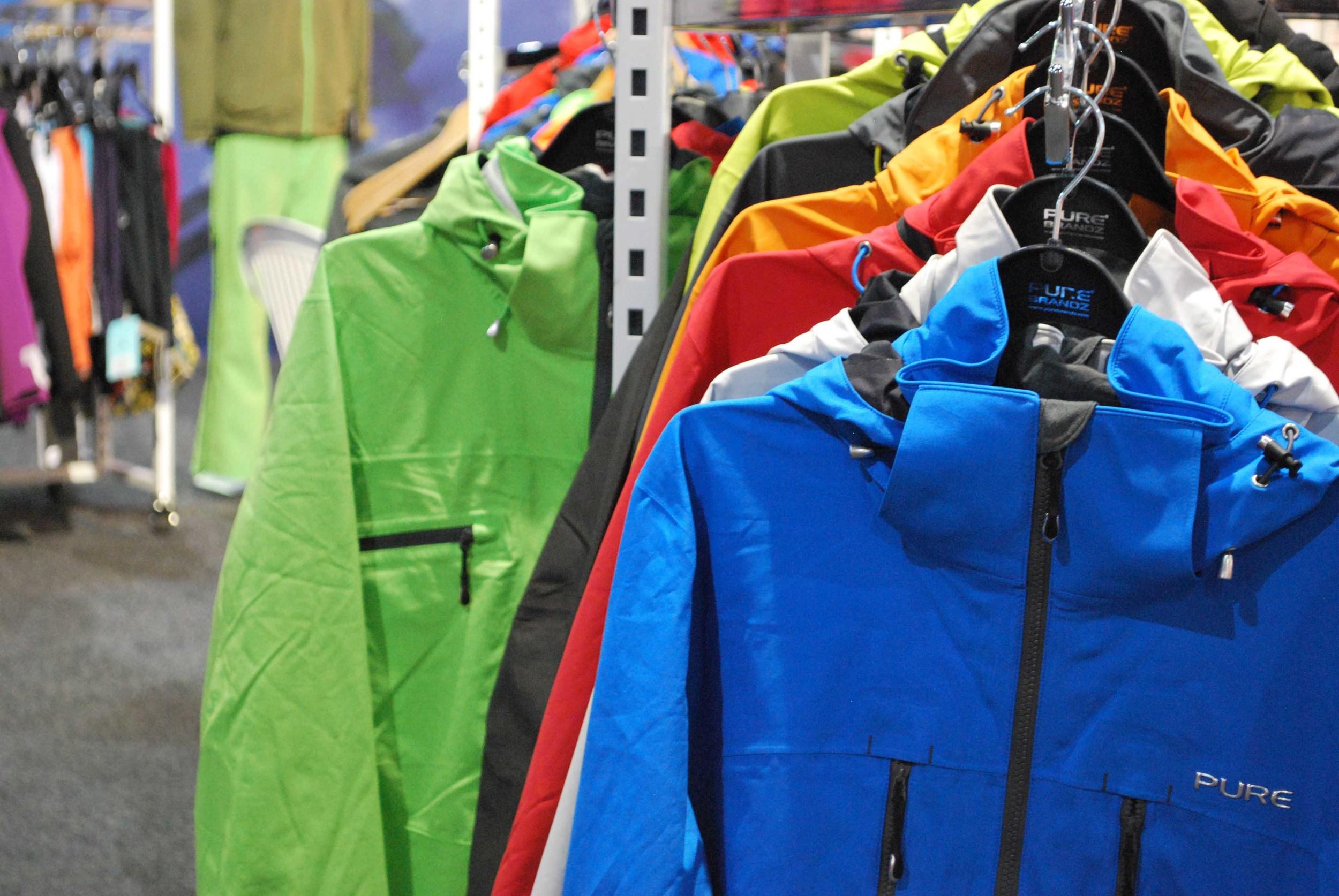 Pure Brandz jacket rack
