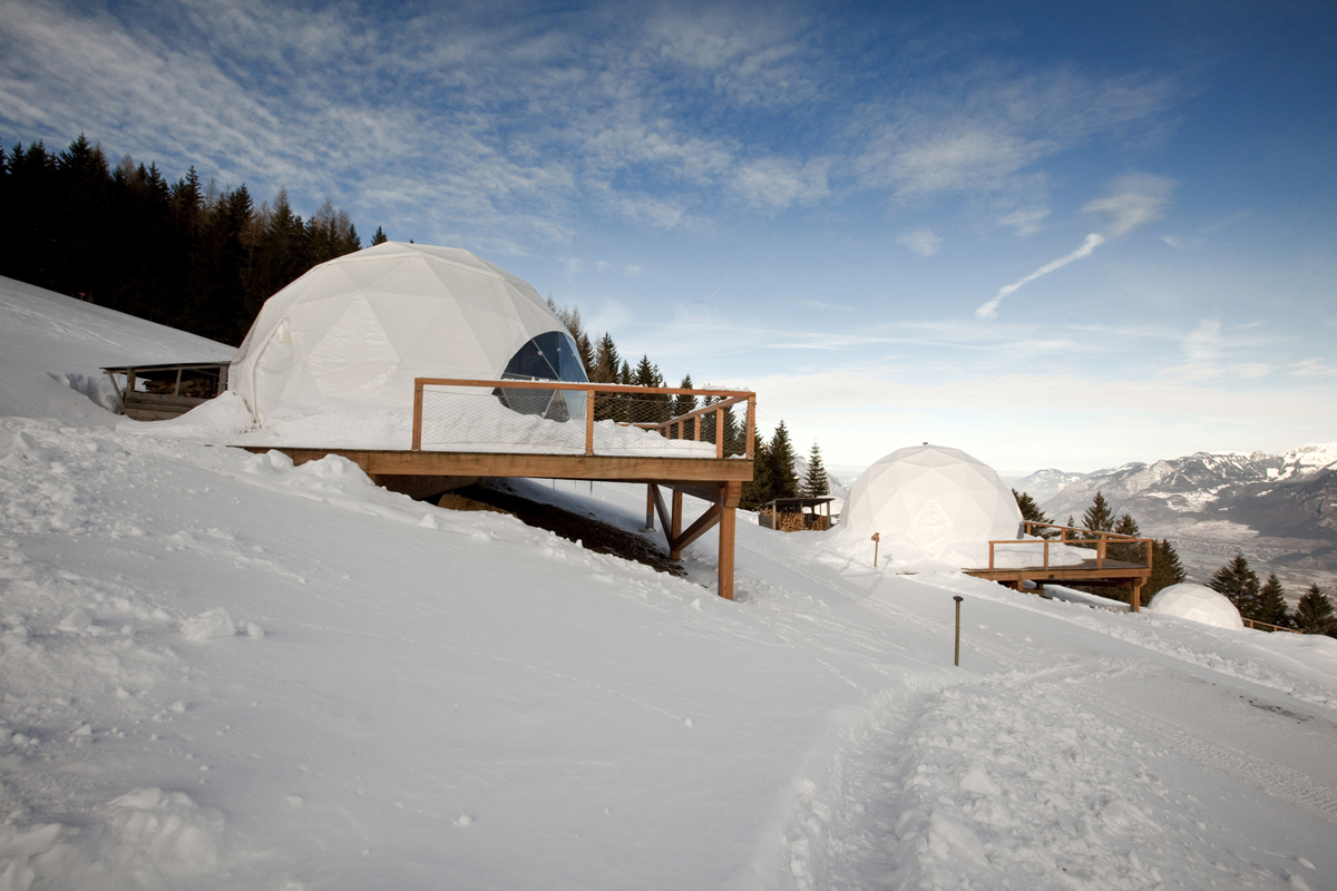 Pure Snow Top 10 Most Amazing Places To Stay In The Snow - Whitepod 1.jpg
