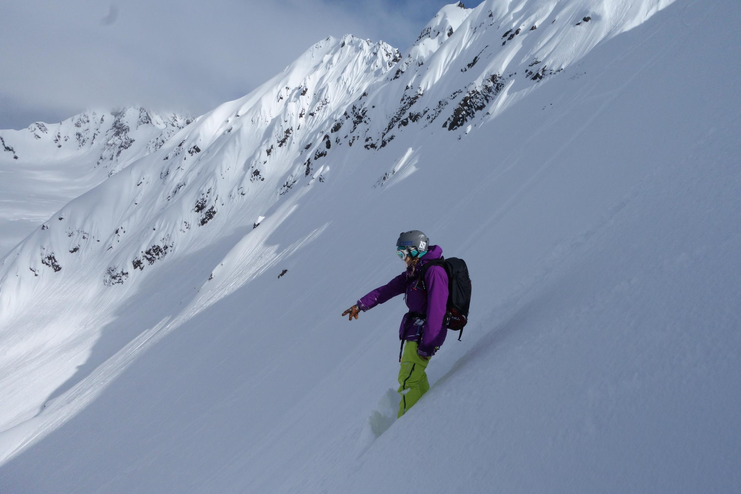 Pure Snow Snowboarding Alaska Alexa 8.JPG