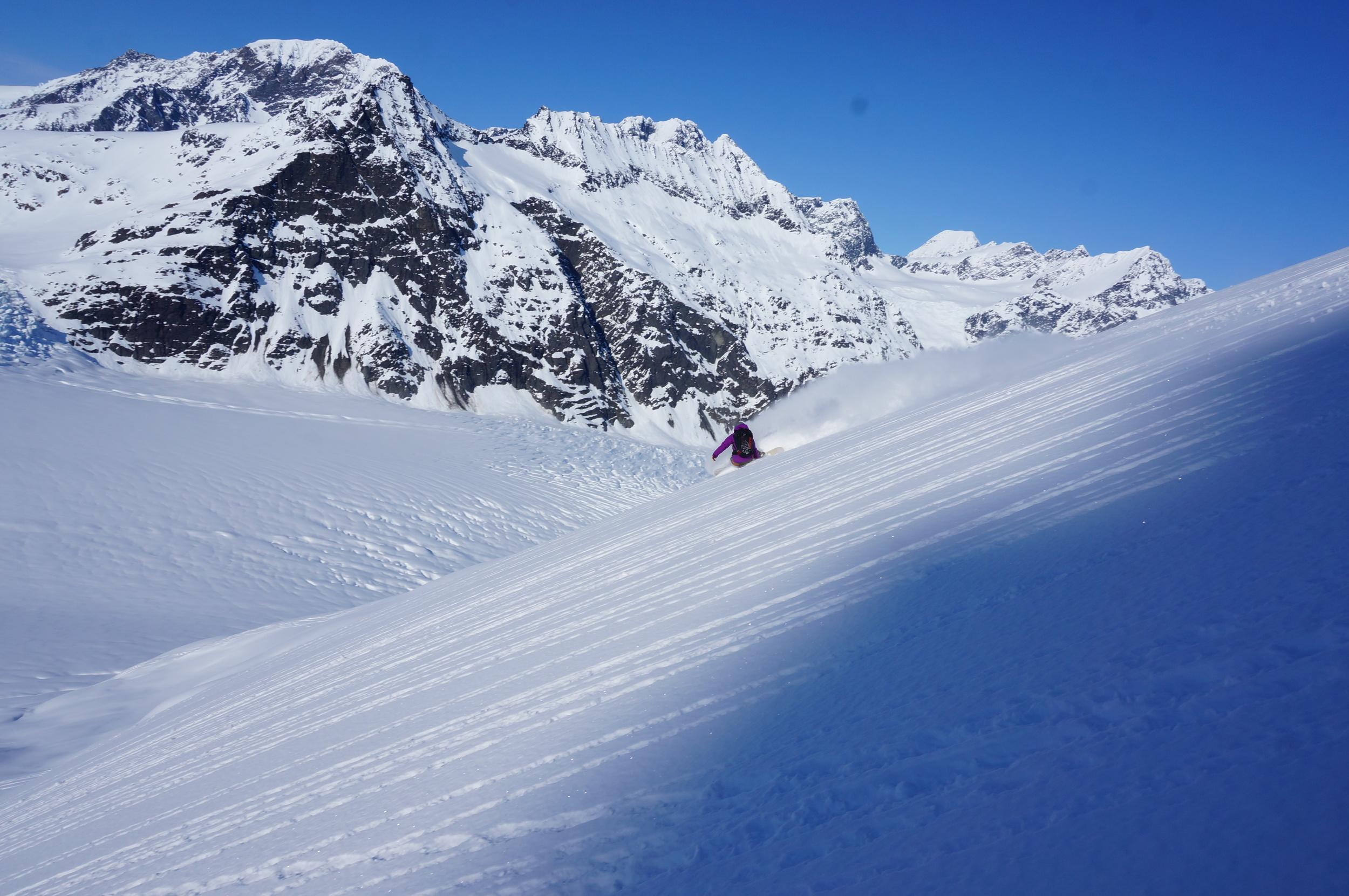 Pure Snow Snowboarding Alaska Alexa 5.JPG
