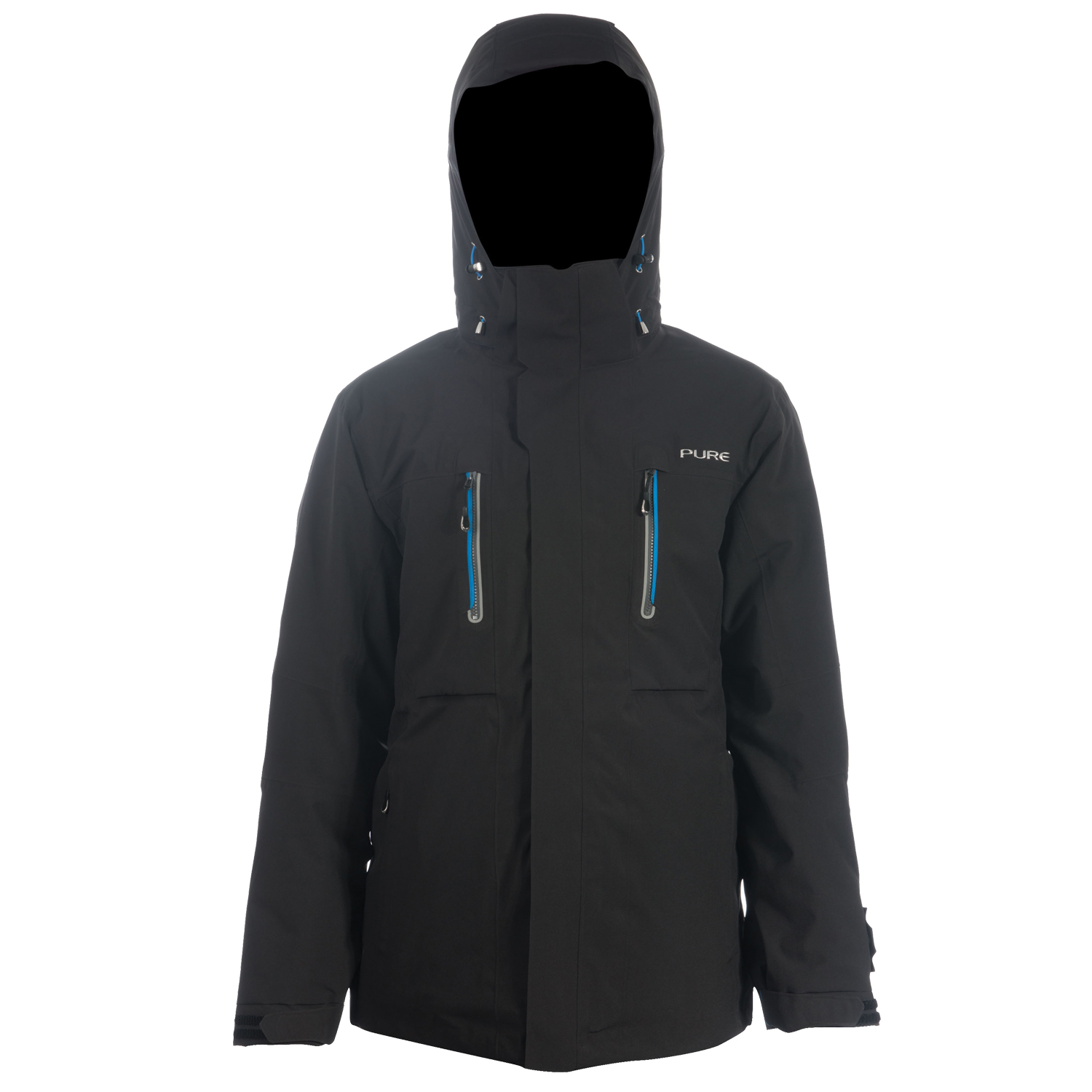 Hakuba Jacket - Black
