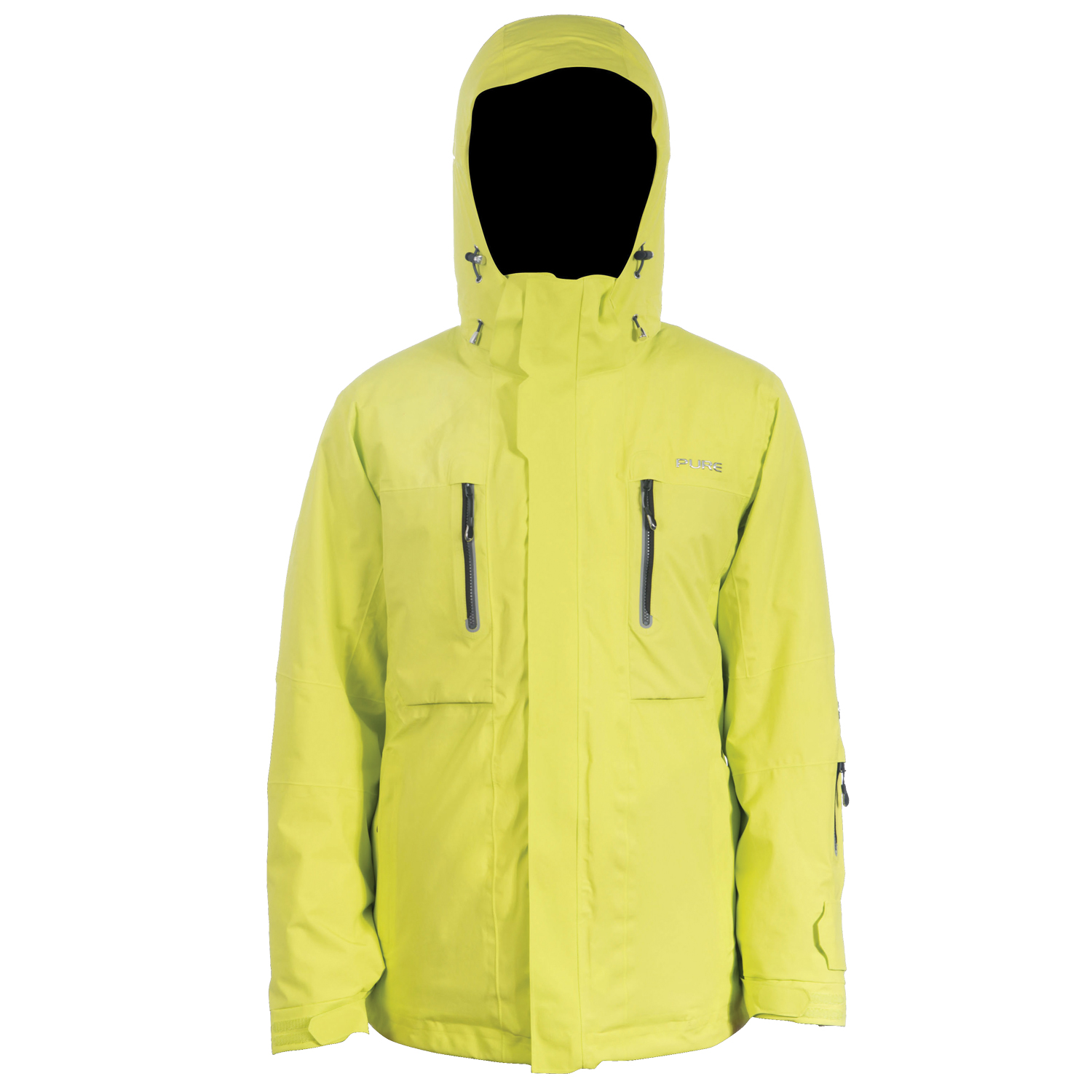 Hakuba Jacket - Lime