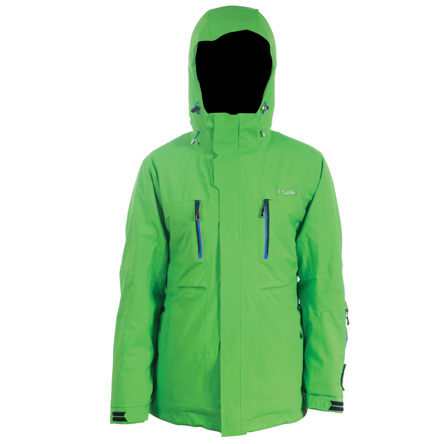 Hakuba Jacket - C.Green